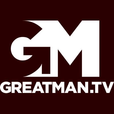 GreatMan Retina Logo