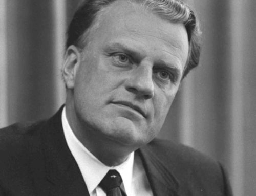 Lessons of Manhood from Billy Graham